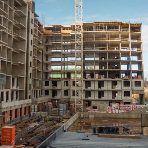 ход строительства, стройка, комплекс, новостройка, жилой, новый, дата, начало,